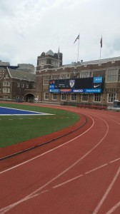 Penn Relays - Franklin Field - Rekortan
